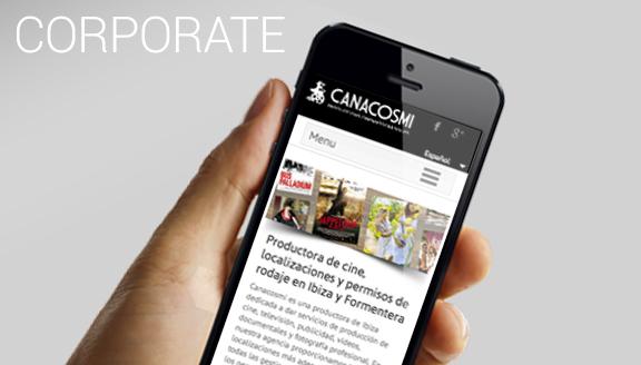 Diseño de páginas web corporativas para empresa y marcas personales Mallorca, Menorca, Ibiza, Formentera, Tenerife, Gran Canaria, Lanzarote y Fuerteventura.